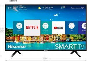 Migliori Smart Tv 40 pollici Hisense  – Prezzi e Classifica