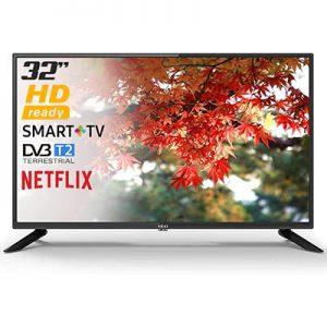 Migliori Televisori 32 pollici Wifi  – Prezzo e Opinioni