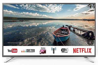 Migliori Televisori Sharp 55 pollici 4k – Recensioni e Opinioni