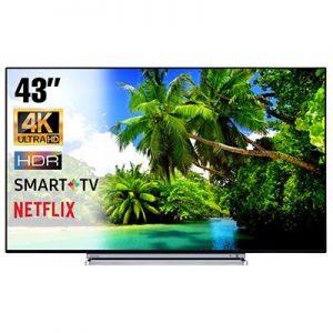 Migliori Televisori Toshiba 43 pollici 4k – Prezzi e Classifica