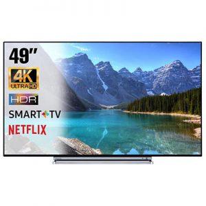 Migliori Televisori Toshiba 49 pollici 4k  – Offerte e Prezzi