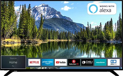Migliori Televisori Toshiba 50 pollici 4k – Prezzi e Classifica