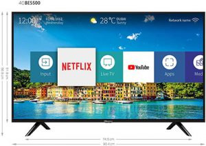 Migliori Tv 28 pollici Hisense  – Classifica e Recensioni